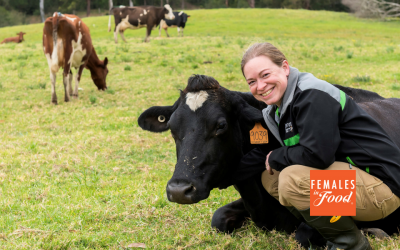 WHAT'S COOKING WITH CARISSA WOLFE, FOUNDER OF DAIRY FARM BENMAR FARM