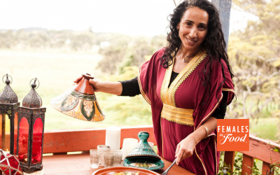 WHAT'S COOKING WITH RONIT ROBBAZ, FOUNDER OPEN TABLE CATERING & COOKING SCHOOL
