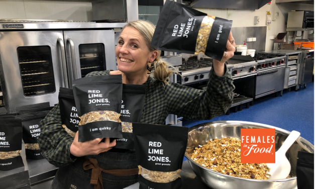 WHAT'S COOKING WITH ROBBIE GARVEY, FOUNDER RED LIME JONES GRANOLA