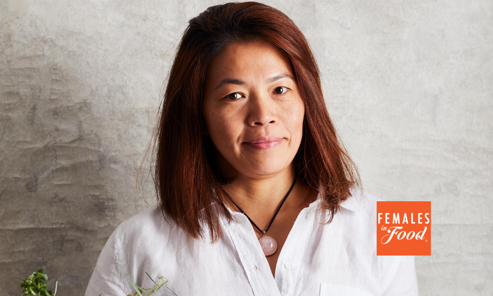 WHAT'S COOKING WITH MARTINE AH HENG, FOUNDER THE BAKERY LAB , A TEFF FLOUR SPECIALIST