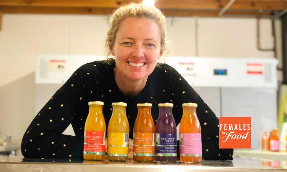 WHAT'S COOKING WITH SOPHIE TODD, FOUNDER MRS TODDY'S TONIC