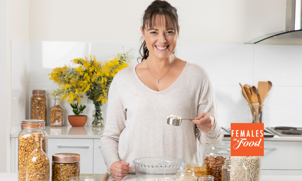 WHAT'S COOKING WITH CHANTAL SCARLETT, FOUNDER OF XO FOODS GRANOLA & MOOZLY