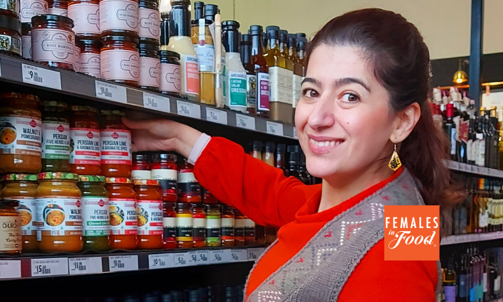 WHAT'S COOKING WITH GILAVA POUR, FOUNDER OF EXOTIC BAZAAR, MIDDLE EASTERN SAUCES & SPICES