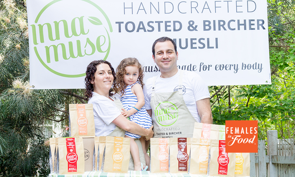 WHAT'S COOKING WITH INNA KINER, FOUNDER OF INNAMUSE PREMIUM  HANDCRAFTED MUESLI