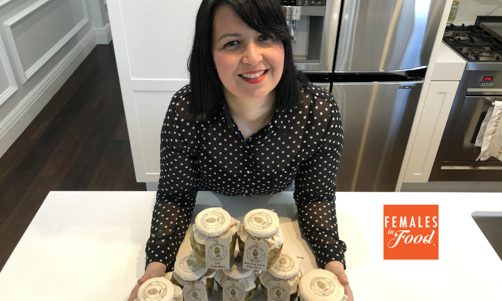 WHAT'S COOKING WITH TANYA JOVANOVIC, FOUNDER STUBBORN OLIVE