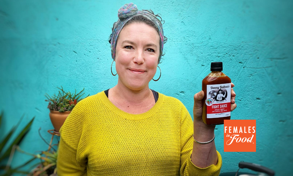 WHAT'S COOKING WITH NATALIE HARRIS, CO-FOUNDER DANNY BALBOA'S SAUCE CO