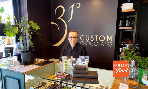 WHAT'S COOKING WITH KAITLYN FITZPATRICK, FOUNDER 31 DEGREES CHOCOLATES