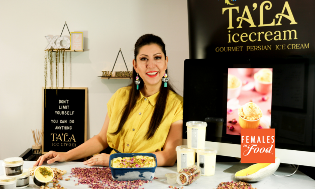 WHAT'S COOKING WITH REIHANEH POURHAMEDANI, FOUNDER TA'LA ICE CREAM
