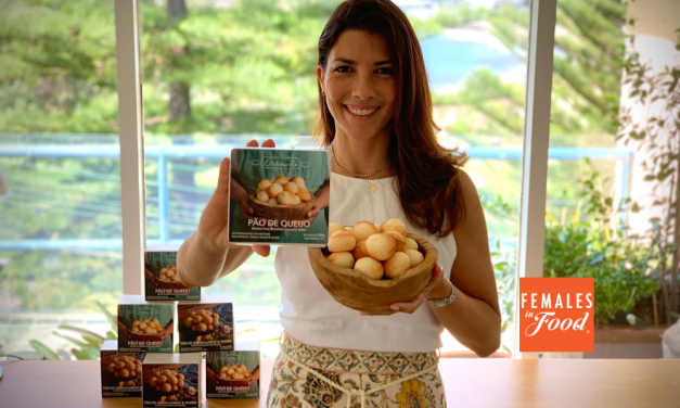 WHAT'S COOKING WITH CRISTIANA WAISMANN, FOUNDER CRISTIANA & CO, PÃO DE QUEIJO